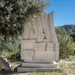 CONSAGRA - orestiadi gibellina - travertino di Alcamo