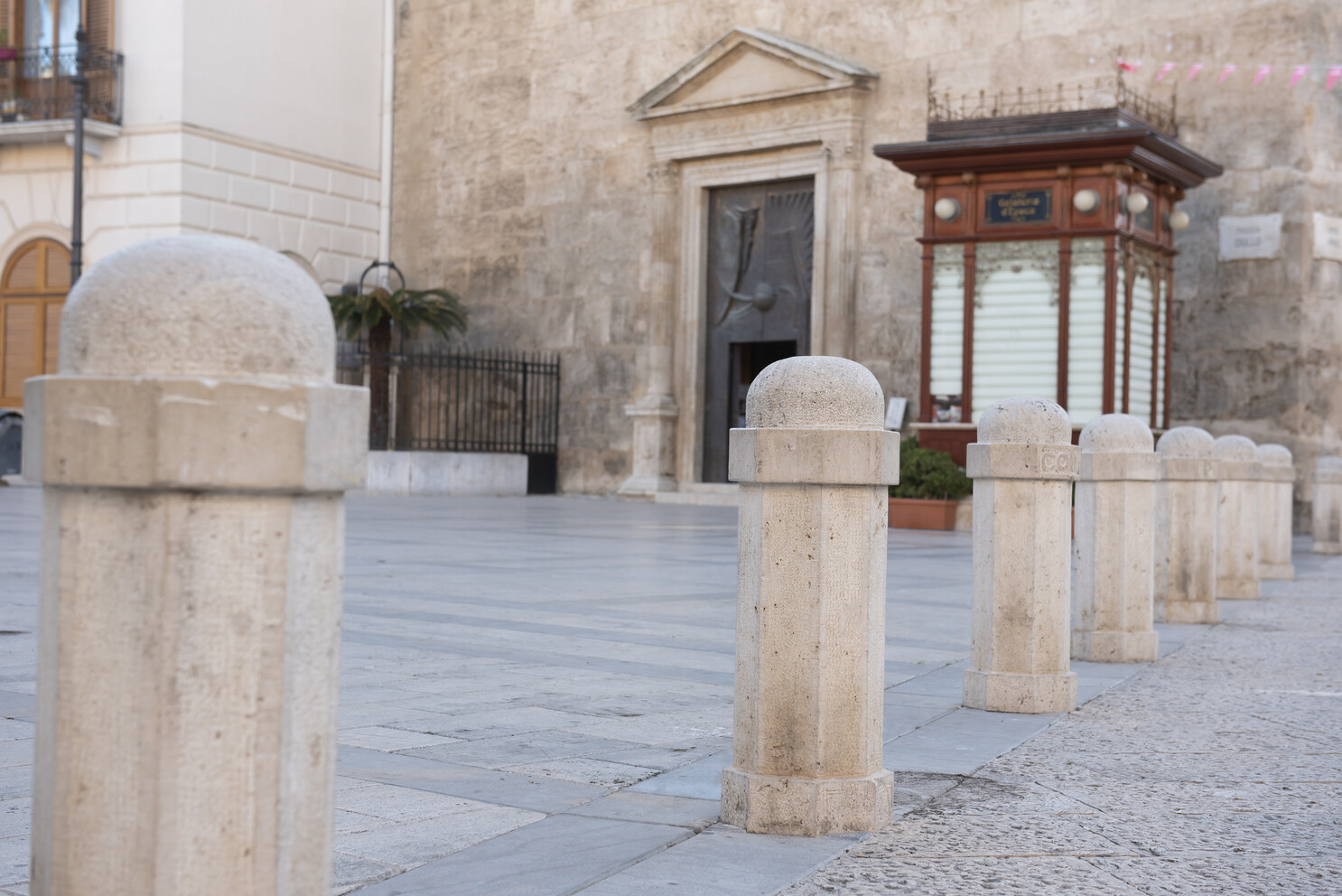 Disuasiori Piazza Ciullo 3