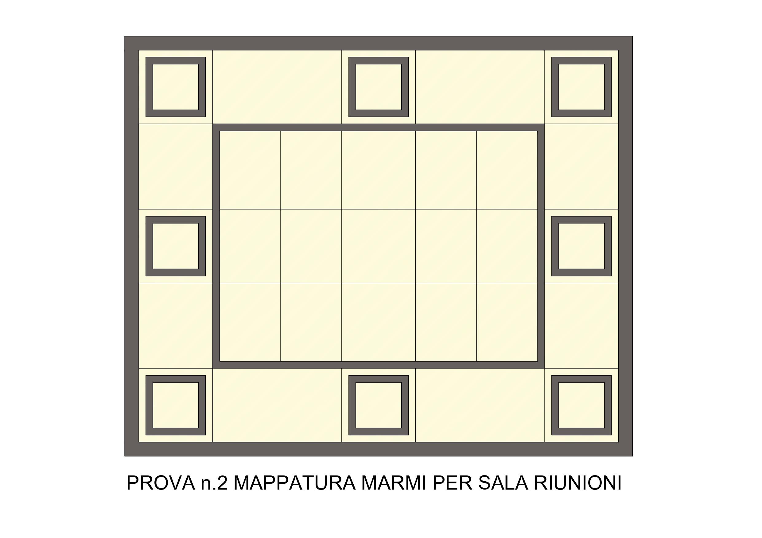 pavimentazione piano terra Proposta Evola marmi page 0002